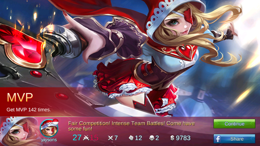 Mobile Legends Guide - Ruby, The Werewolf Hunter Balance ...