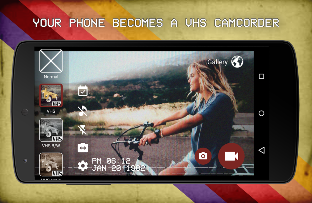 Camera Vintage Android : 5 best camcorder app for android: love the old and vintage video