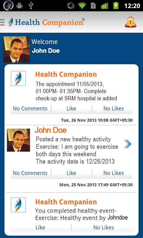 health-companion