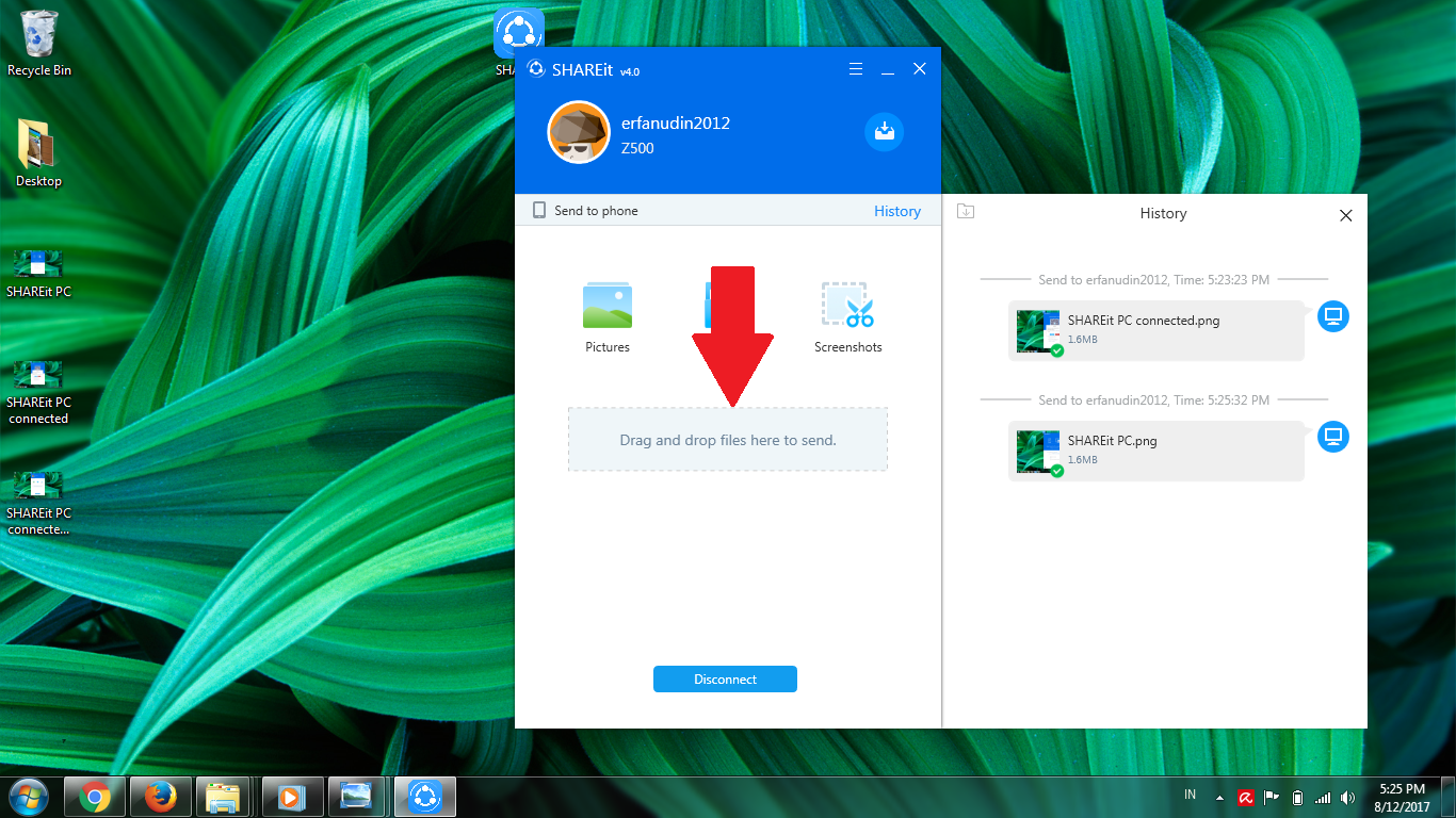 shareit-pc-send-file