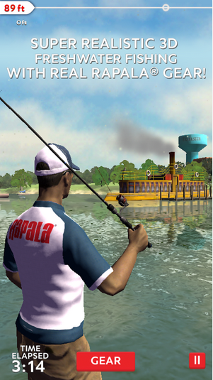 Best free fishing game on android 2017 welcome to the for Best fishing game android