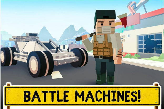 5 Best Player Unknown Battleground Like Game for Android ...
