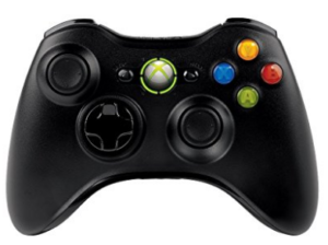 Microsoft Xbox 360 Wireless Controller for Windows & Xbox 360 Console image 1