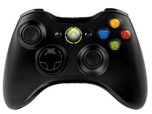 Microsoft Xbox 360 Wireless Controller for Windows & Xbox 360 Console image 1