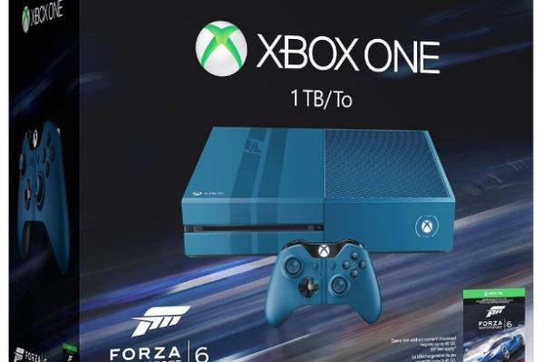 Microsoft Xbox One 1TB Console - Forza Motorsport 6 Bundle