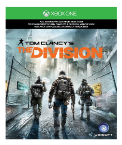 Microsoft Xbox One 1TB Console - Tom Clancy's The Division Bundle image 2