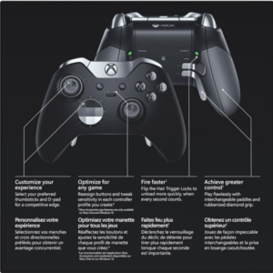 Microsoft Xbox One Elite Wireless Controller image 2