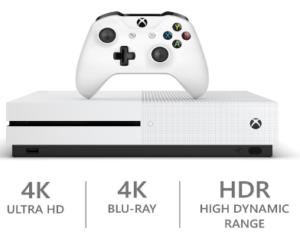 Microsoft Xbox One S 1TB Console - Gears of War 4 Bundle image 1