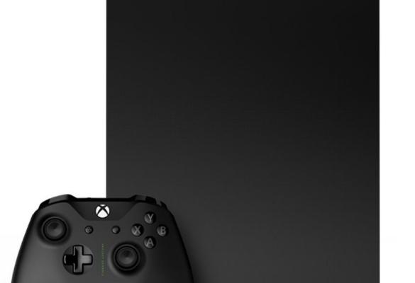 Microsoft Xbox One X 1TB Limited Edition Console