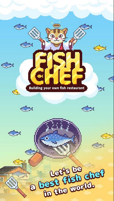 Retro fish chef game review create your awesome