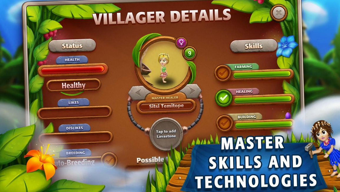 virtual villagers 2 how to get food