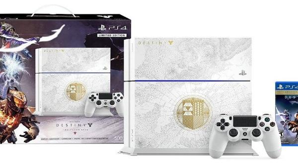 Sony PlayStation 4 500GB Limited Edition - Destiny: The Taken King Bundle