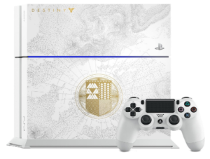 Sony PlayStation 4 500GB Limited Edition - Destiny: The Taken King Bundle image 2