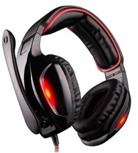 Sades SA902 7.1 Channel Virtual USB Surround Stereo Gaming Headset image 1
