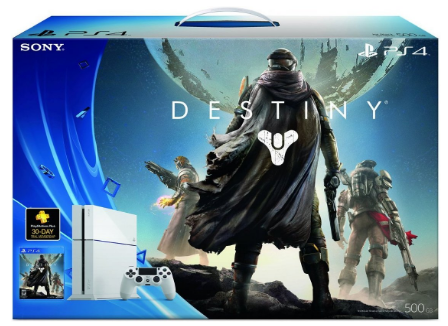 Sony PlayStation 4 Console - Destiny Bundle