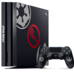 Sony PlayStation 4 Pro 1TB Limited Edition Console - Star Wars Battlefront II