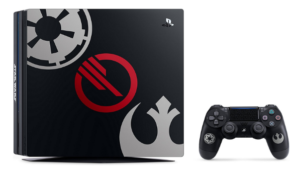 Sony PlayStation 4 Pro 1TB Limited Edition Console - Star Wars Battlefront II image 2
