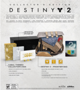 Activision Destiny 2 - PlayStation 4 Collector's Edition image 1