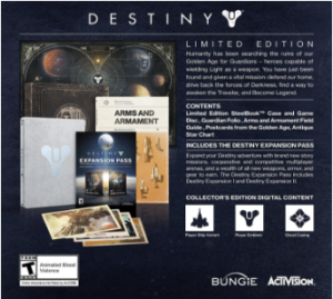 Activision Destiny Limited Edition - PlayStation 4 image 2