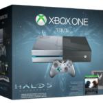 Microsoft Limited Edition Halo 5: Guardians Console Bundle