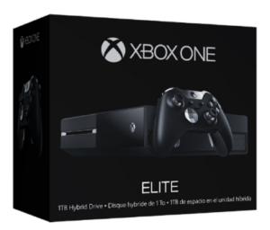 Microsoft Xbox One 1TB Elite Console Bundle