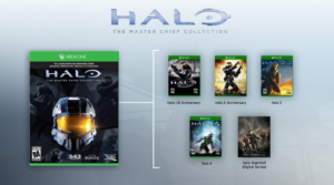 Microsoft Xbox One Halo: The Master Chief Collection 500GB Bundle image 2