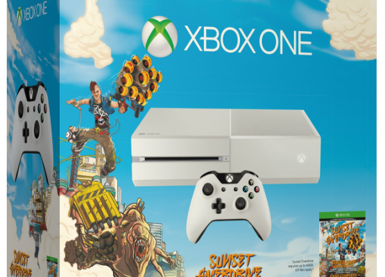 Microsoft Xbox One Special Edition Sunset Overdrive Bundle