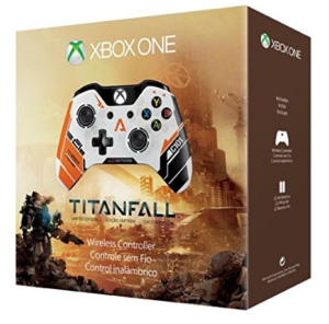 Microsoft Xbox One Wireless Controller - Titanfall Limited Edition image 1