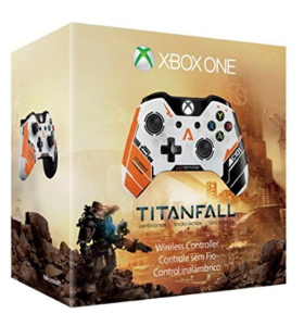 Microsoft Xbox One Wireless Controller - Titanfall Limited Edition image 2