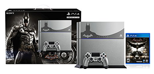 Sony PlayStation 4 500GB - Batman Arkham Knight Bundle Limited Edition