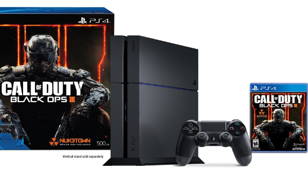 Sony PlayStation 4 500GB Console - Call of Duty Black Ops III Bundle