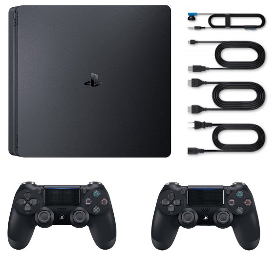 Sony PlayStation 4 DualShock 4 Bundle
