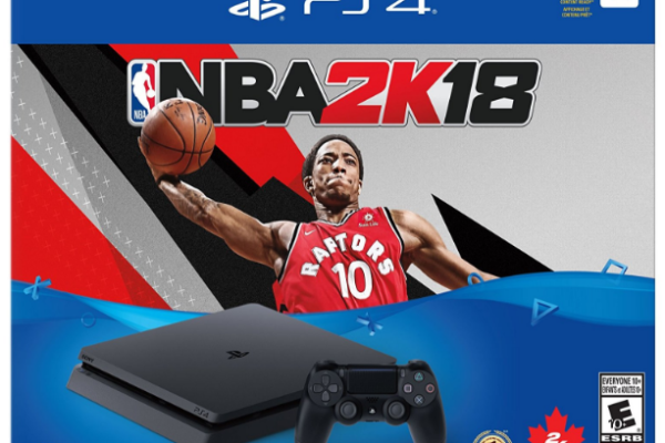 Sony Playstation 4 1TB Slim - NBA 2K18 Bundle Edition