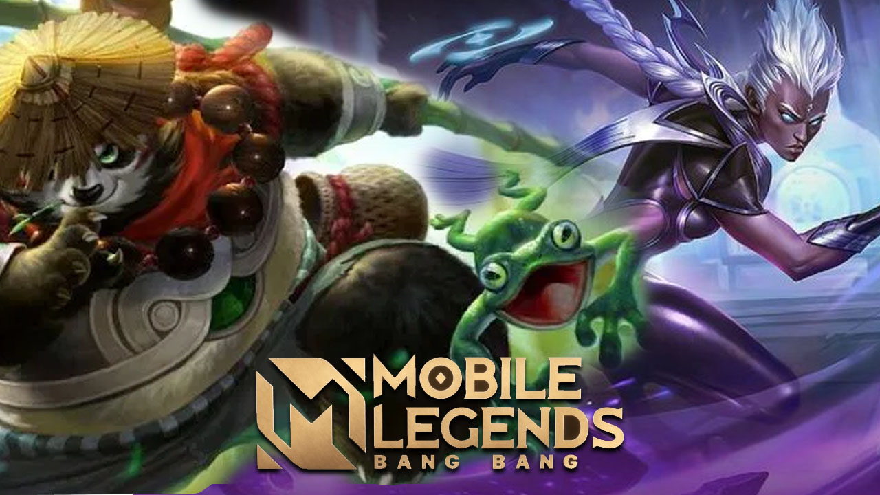 Akai and Karrie Mobile Legends